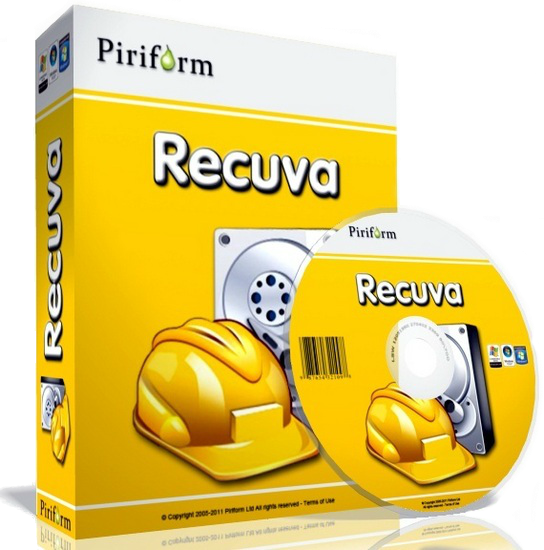 Recuva Piriform, Inc.